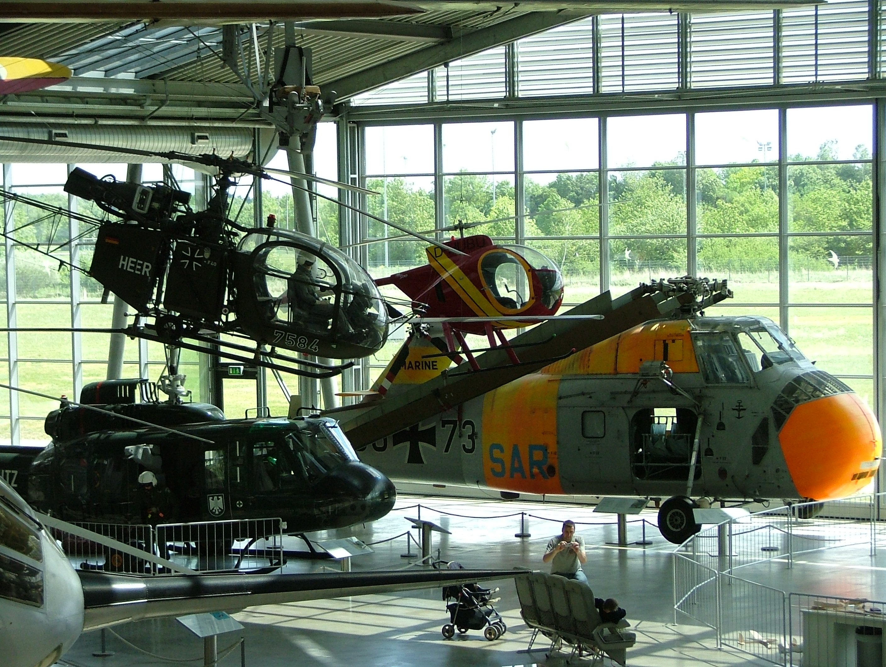 bell 205 helicopter with Deutsches Museum on File UH 1N 4 additionally 6497 furthermore File Bell  Dornier  UH 1D Iroquois  205   Germany   Air Force AN1259358 together with 2145 moreover Astar 350 B2.