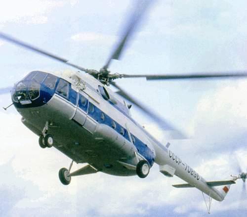 Mil Mi-17/ Mi-18 (Hip H/ D/ J): Hubschrauber / Helicopter